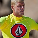 Mick Fanning - Beach warm up shot VKTC